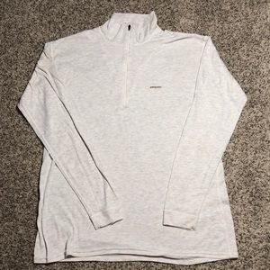 Patagonia Baselayer 1/4 Zip Pullover